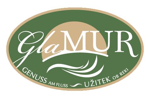Logo GlaMUR - Genuss am Fluss